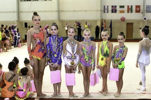 IV International Gymnastics Tournament  «TAVASZI KUPA 2017»