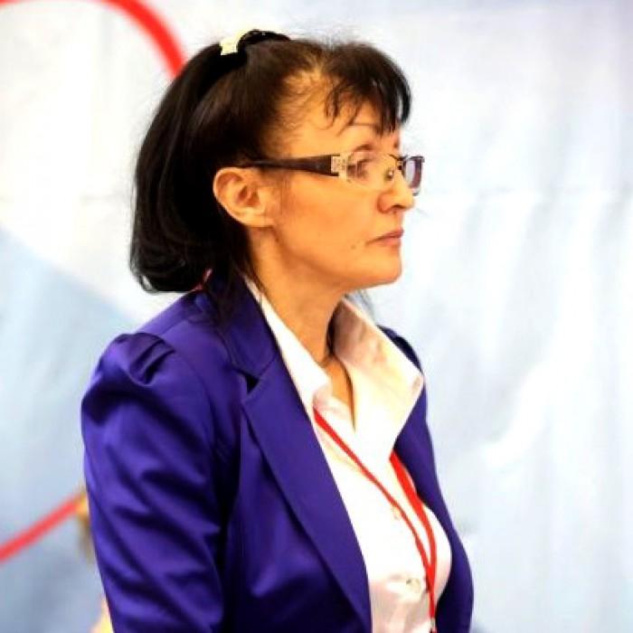 Флора Михайловна