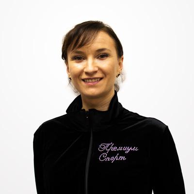 Юлия Вячеславовна